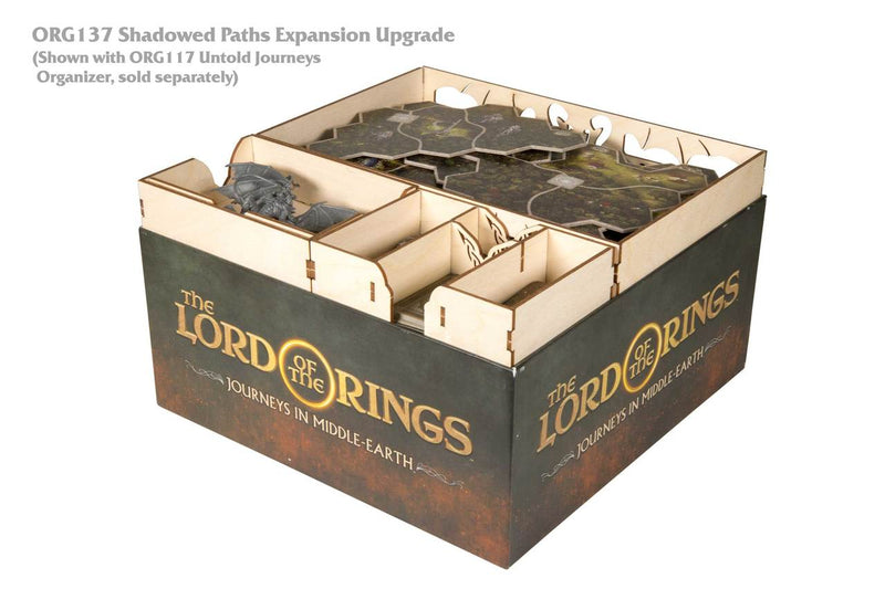 Broken Token - The Lord of the Rings: Journeys in Middle Earth - Shadowed Paths Expansion Upgrade