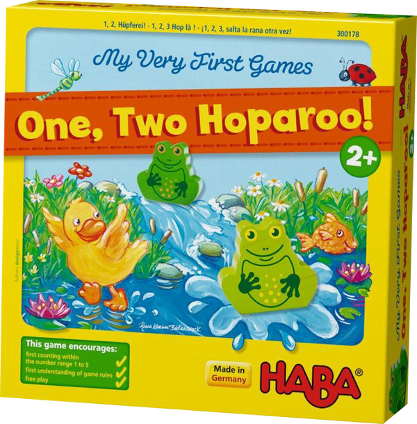 One, Two Hoparoo