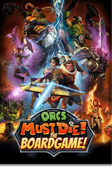 Orcs Must Die!: Order – The Boardgame