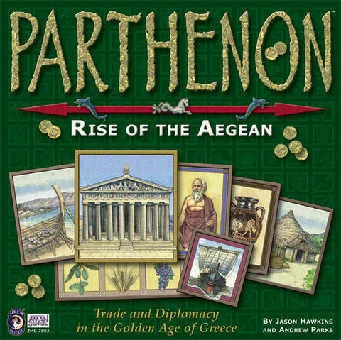 Parthenon: Rise of the Aegean