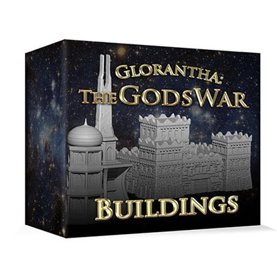 Glorantha: The Gods War – Buildings *PRE-ORDER*