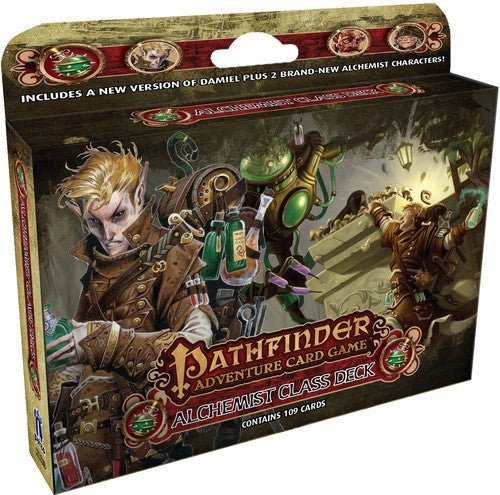 Pathfinder Adventure Card Game: Class Deck - Alchemist