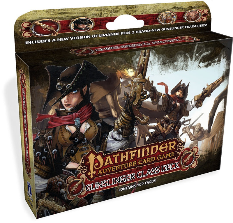 Pathfinder Adventure Card Game: Class Deck - Gunslinger