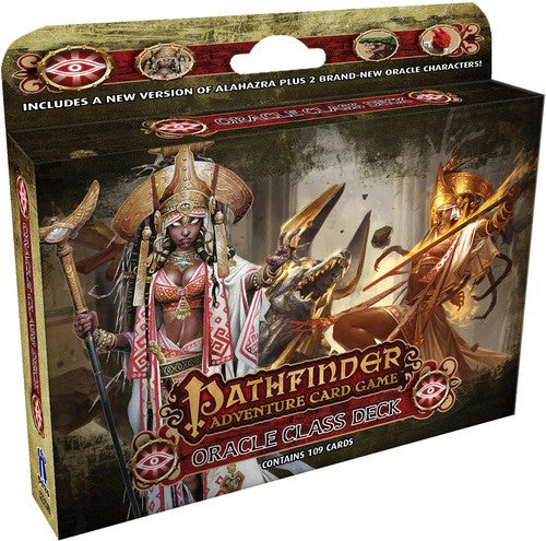 Pathfinder Adventure Card Game: Class Deck - Oracle