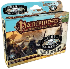 Pathfinder Adventure Card Game: Skull & Shackles – Island of Empty Eyes Adventure Deck