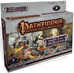 Pathfinder Adventure Card Game: Wrath of the Righteous Adventure Deck 2 – Sword of Valor