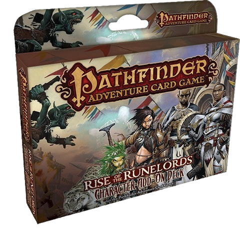 Pathfinder Adventure Card Game: Rise of the Runelords - Character Add-On Deck