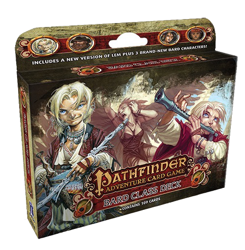 Pathfinder Adventure Card Game: Class Deck - Bard