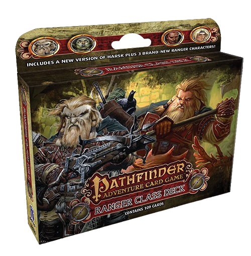 Pathfinder Adventure Card Game: Class Deck - Ranger