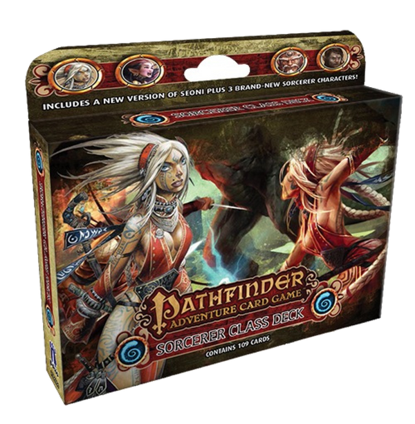 Pathfinder Adventure Card Game: Class Deck - Sorceror