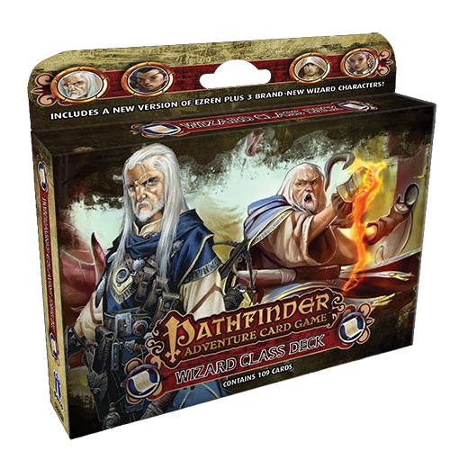 Pathfinder Adventure Card Game: Class Deck - Wizard