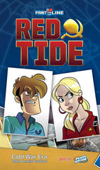 Penny Arcade: Paint The Line ECG – Red Tide