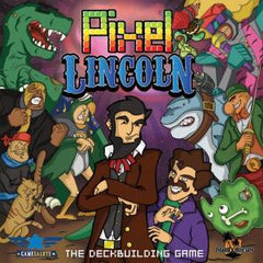 Pixel Lincoln: The Deckbuilding Game