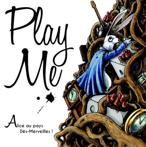 Play Me: Alice in Wonderdice *PRE-ORDER*