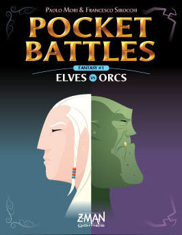 Pocket Battles: Elves vs. Orcs