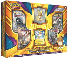 Pokemon - Alolan Raichu Figure Collection