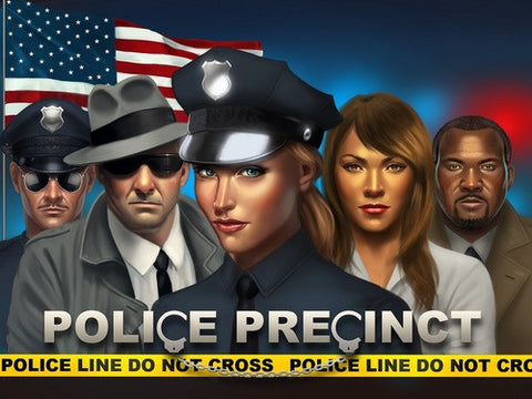 Police Precinct (Second Edition)