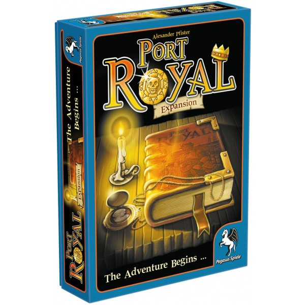 Port Royal: The Adventure Begins...