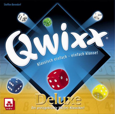 Qwixx Deluxe (German Import)
