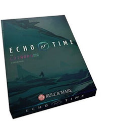 Entropy: Worlds Collide - Echo of Time