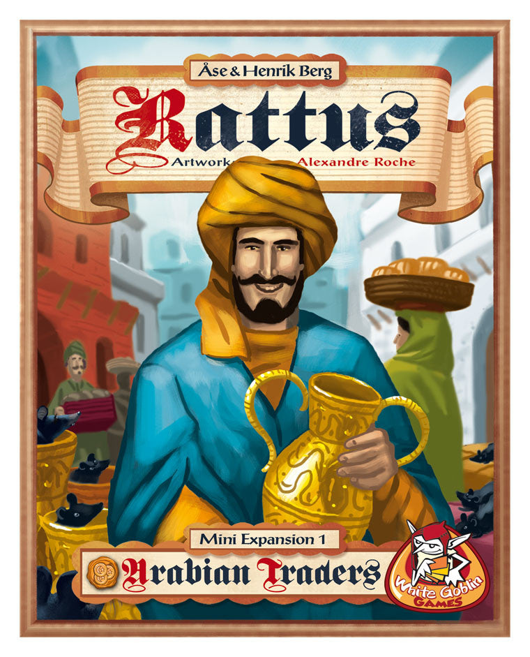 Rattus: Arabian Traders (Import)