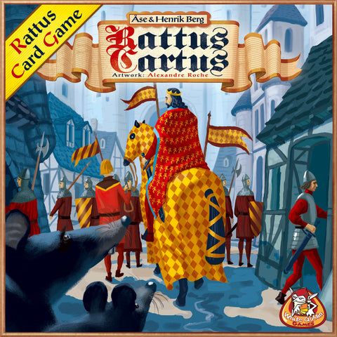 Rattus Cartus (Import)