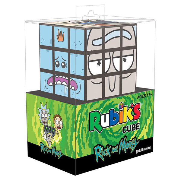 Rubik's Cube: Rick and Morty
