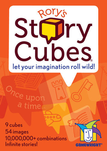 Rory's Story Cubes (2014 Max Edition)