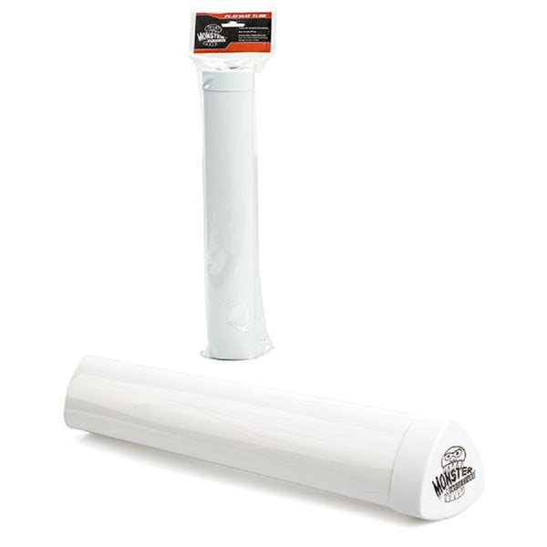 Monster Playmat Tube Opaque (White)