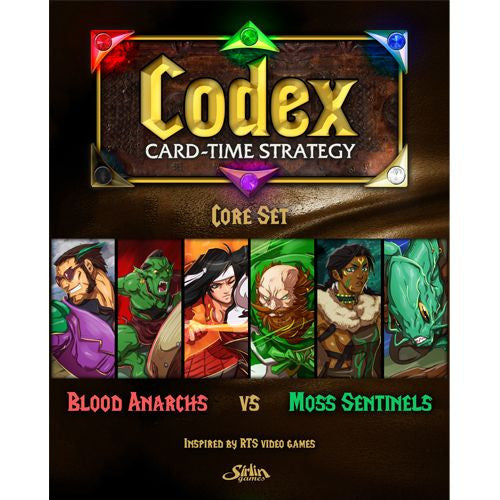 Codex: Card-Time Strategy - Core Set