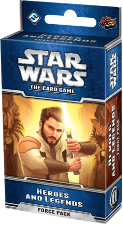 Star Wars: The Card Game – Heroes and Legends
