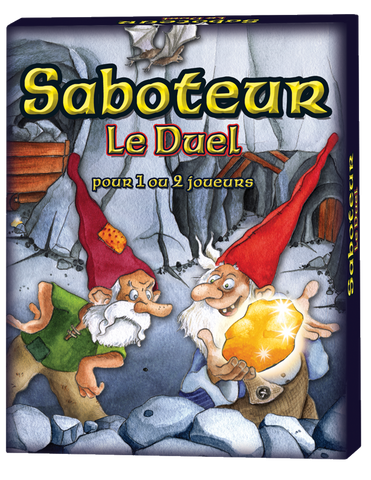 Saboteur: Le Duel (French)