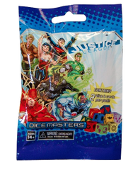 DC Dice Masters: Justice League Booster Pack (6 Packs)