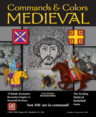 Commands & Colors: Medieval *PRE-ORDER* (ETA Apr 2019)