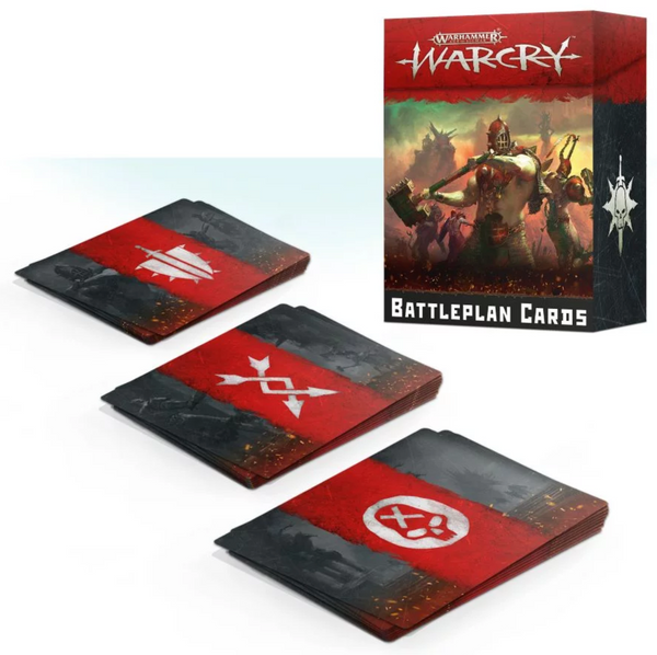 Games Workshop - Warcry Battleplan Cards