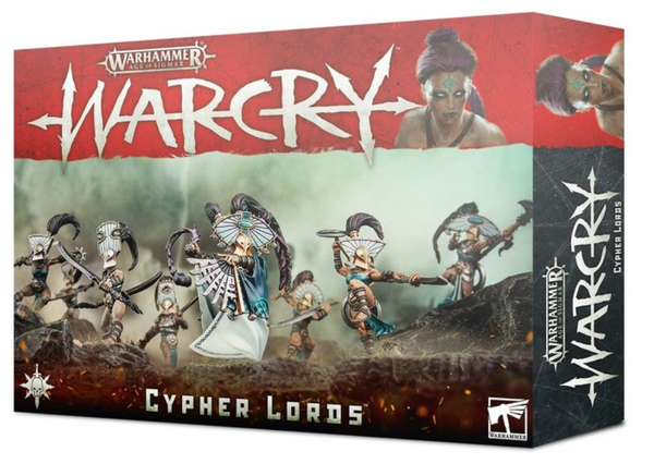 Games Workshop - Warcry Cypher Lords