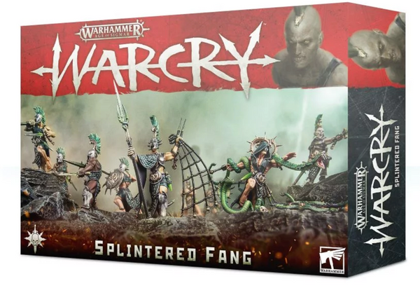 Games Workshop - Warcry Splintered Fang