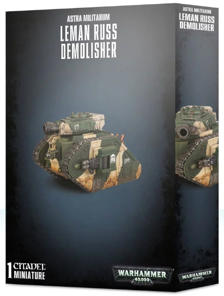 Games Workshop - Leman Russ Demolisher