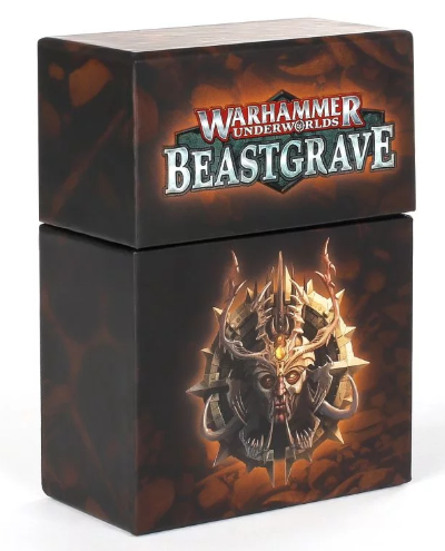 Games Workshop - Warhammer Underworlds: Beastgrave Deck Box