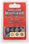 Games Workshop - Warhammer Underworlds: Beastgrave – Grashrak's Despoilers Dice Pack