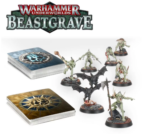 Games Workshop - Warhammer Underworlds: Beastgrave – The Grymwatch