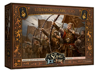 A Song of Ice & Fire: Tabletop Miniatures Game - Neutral Stormcrow Archers Expansion