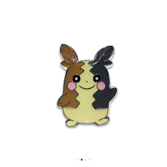 Pokémon - Morpeko Pin Collection