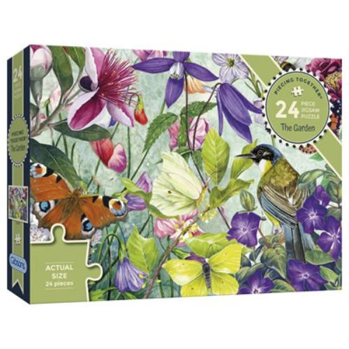 Puzzle - Gibsons - The Garden (24XL Pieces)