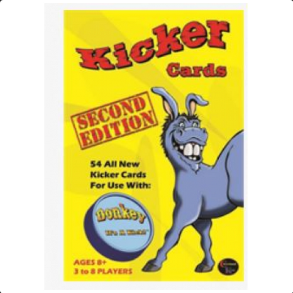 Donkey: It's a Kick! - Kicker Cards (Second Edition)