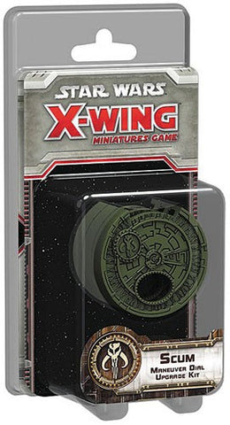 Star Wars: X-Wing Miniatures Game - Scum and Villainy Maneuver Dial Upgrade Kit