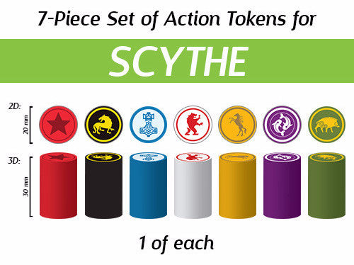 Scythe - Set of Large Action Tokens for Scythe