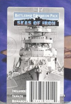 Seas of Iron: Battleship Expansion Pack
