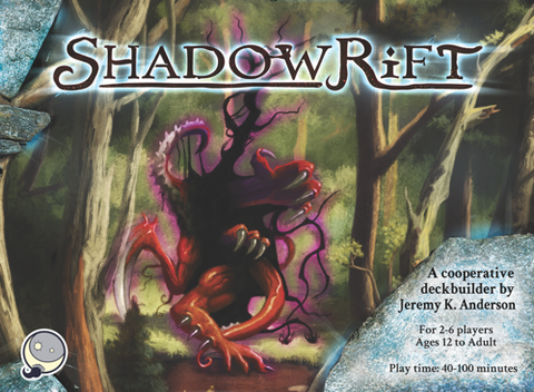 Shadowrift (First Edition)