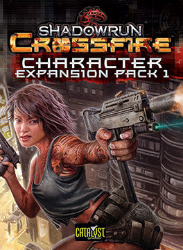 Shadowrun: Crossfire – Character Expansion Pack 1